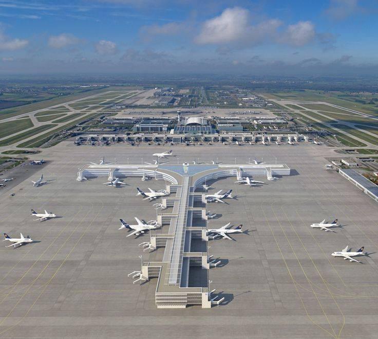 Мюнхен (аэропорт) — википедия