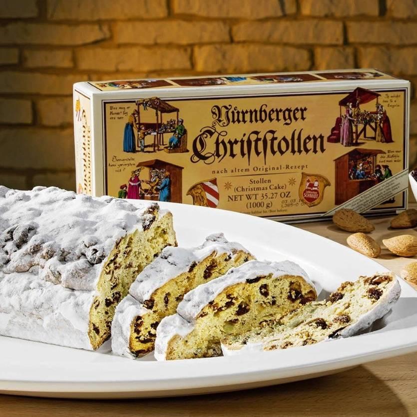 Штоллен (stollen) - традиционная немецкая рождественская выпечка - 11 пошаговых фото в рецепте