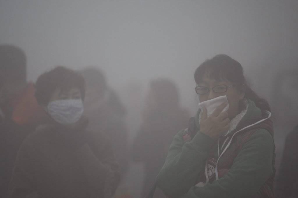 Загрязнение атмосферы: причины, влияние на здоровье, пути решения