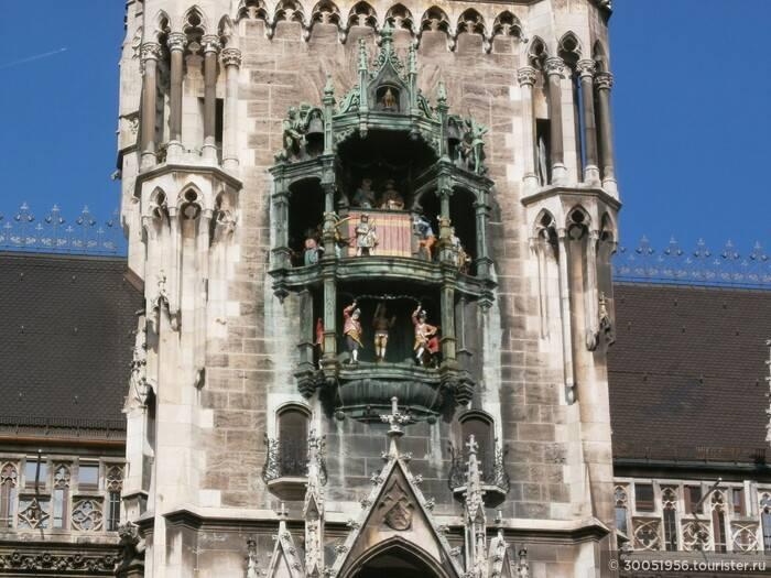 Достопримечательности мюнхена – дворец шлайсхайм, английский сад, фрауэнкирзе, азамкирхе, государственная опера и другие