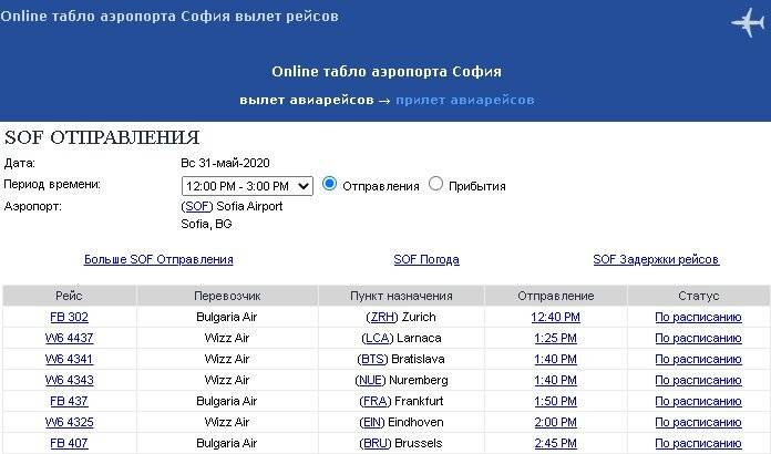 Аэропорт шереметьево, онлайн табло с расписанием прилета, вылета dme