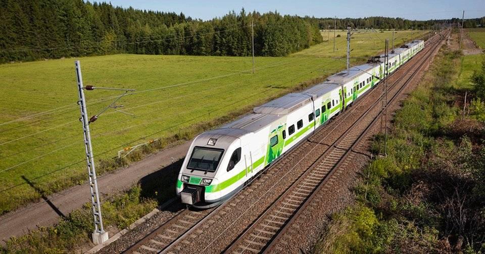 Поезда из хельсинки в европу: финские железные дороги