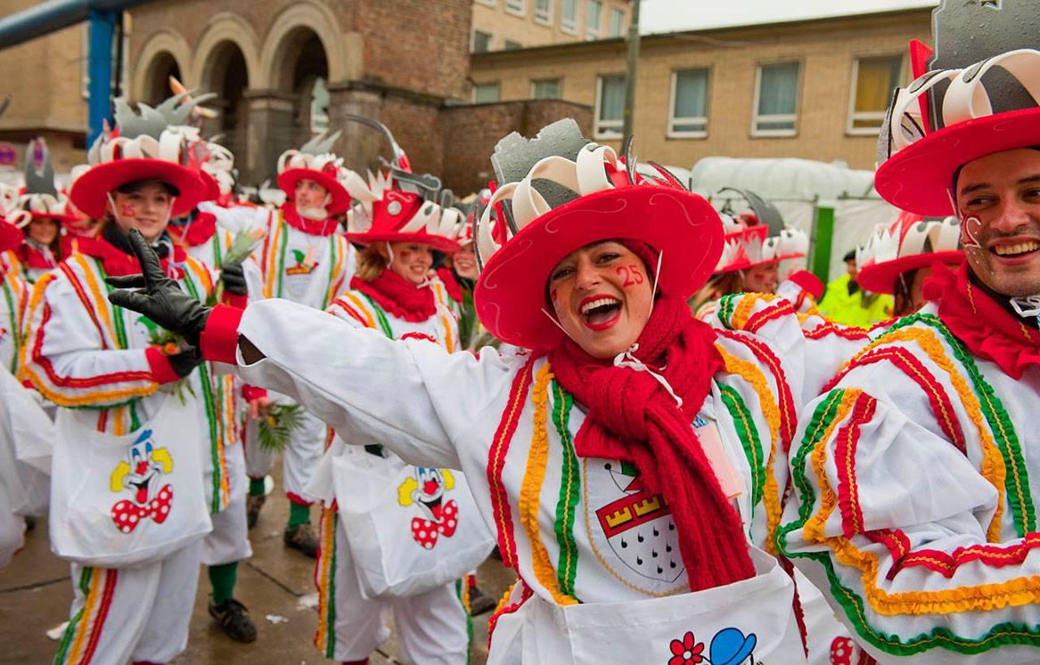 Самый большой костюмированный праздник Германии – Кёльнский карнавал