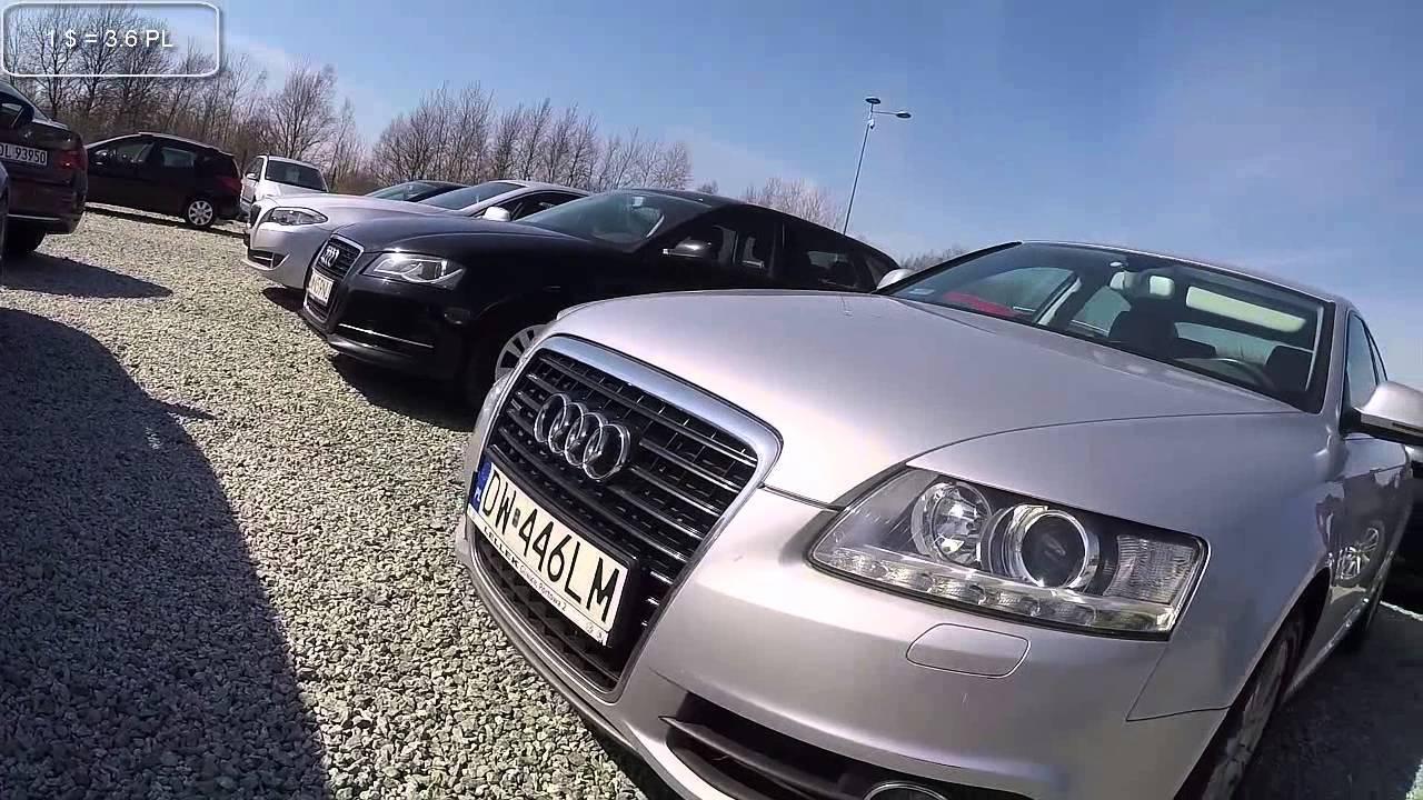 Покупка автомобиля в Польше для вывоза в СНГ