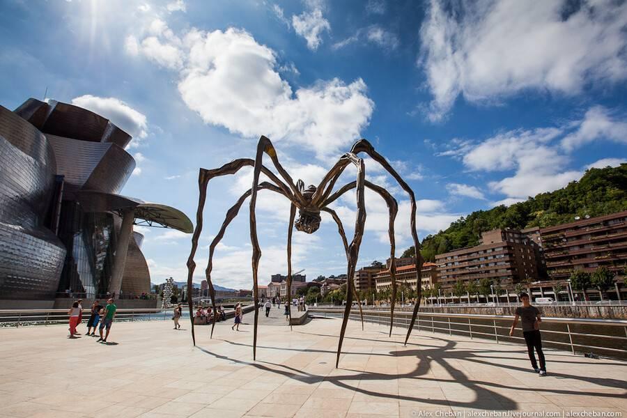 Что стоит увидеть в бильбао — сокровищнице страны басков