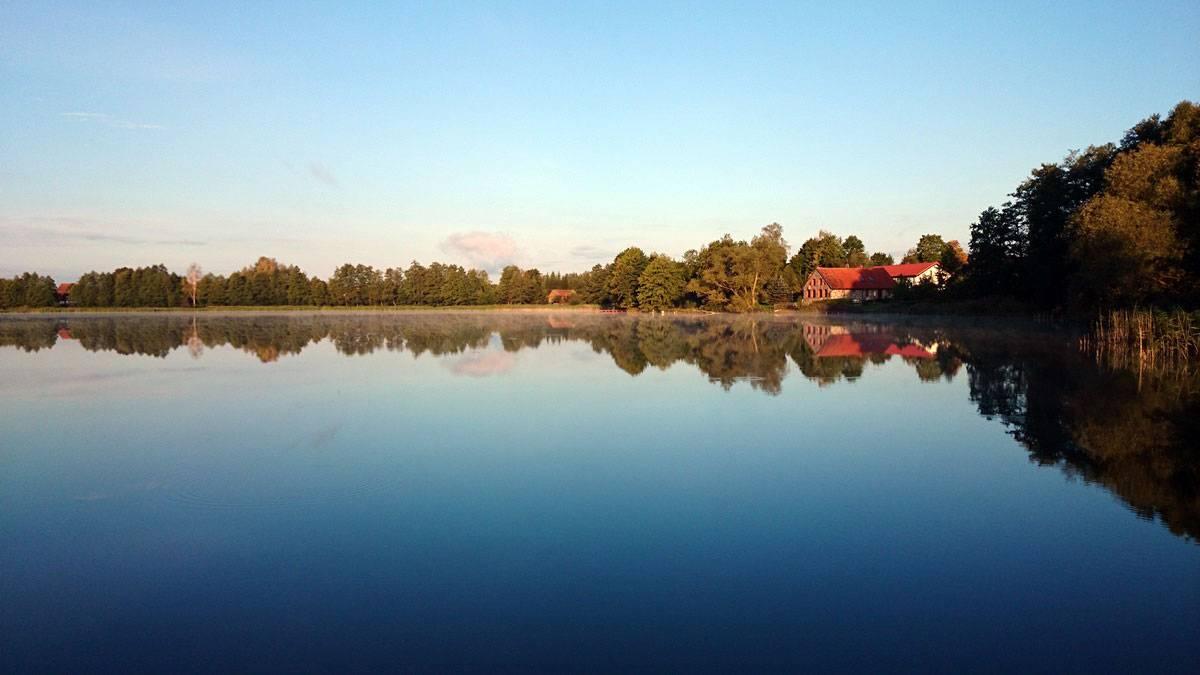 Отдых на мазурских озёрах