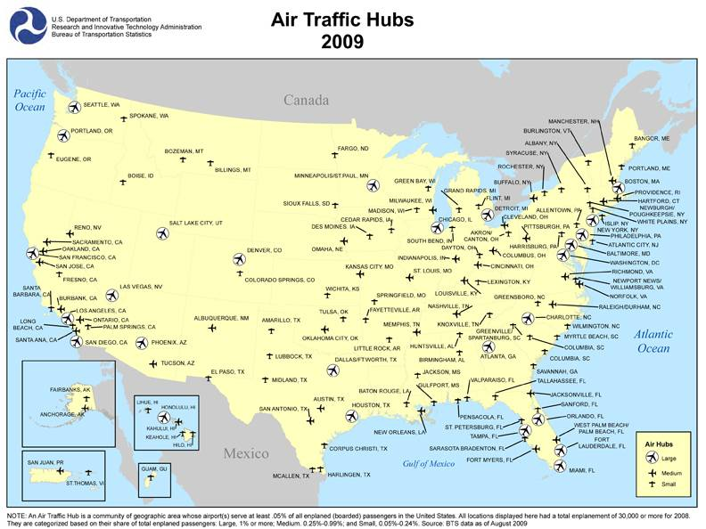 Самый большой аэропорт в мире: рейтинг крупных воздушных причалов по площади, по пассажиропотоку, описание и код