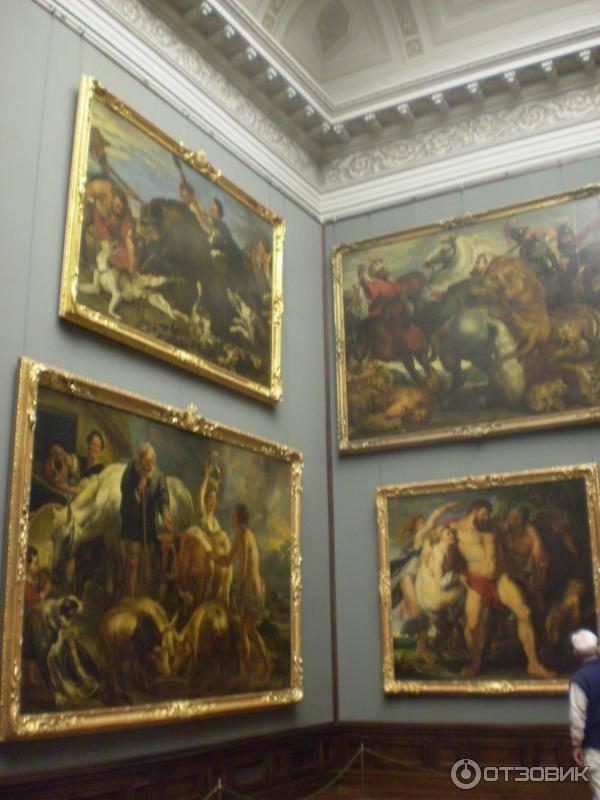 Дрезденская картинная галерея: фото, видео и часы работы