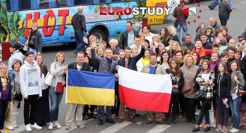 Университеты и вузы польши для украинцев