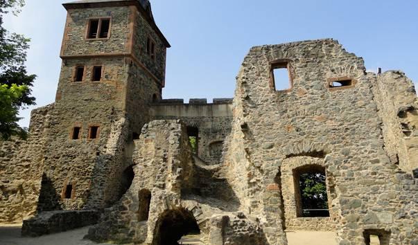 Призрак замка франкенштейн. 50 самых знаменитых привидений