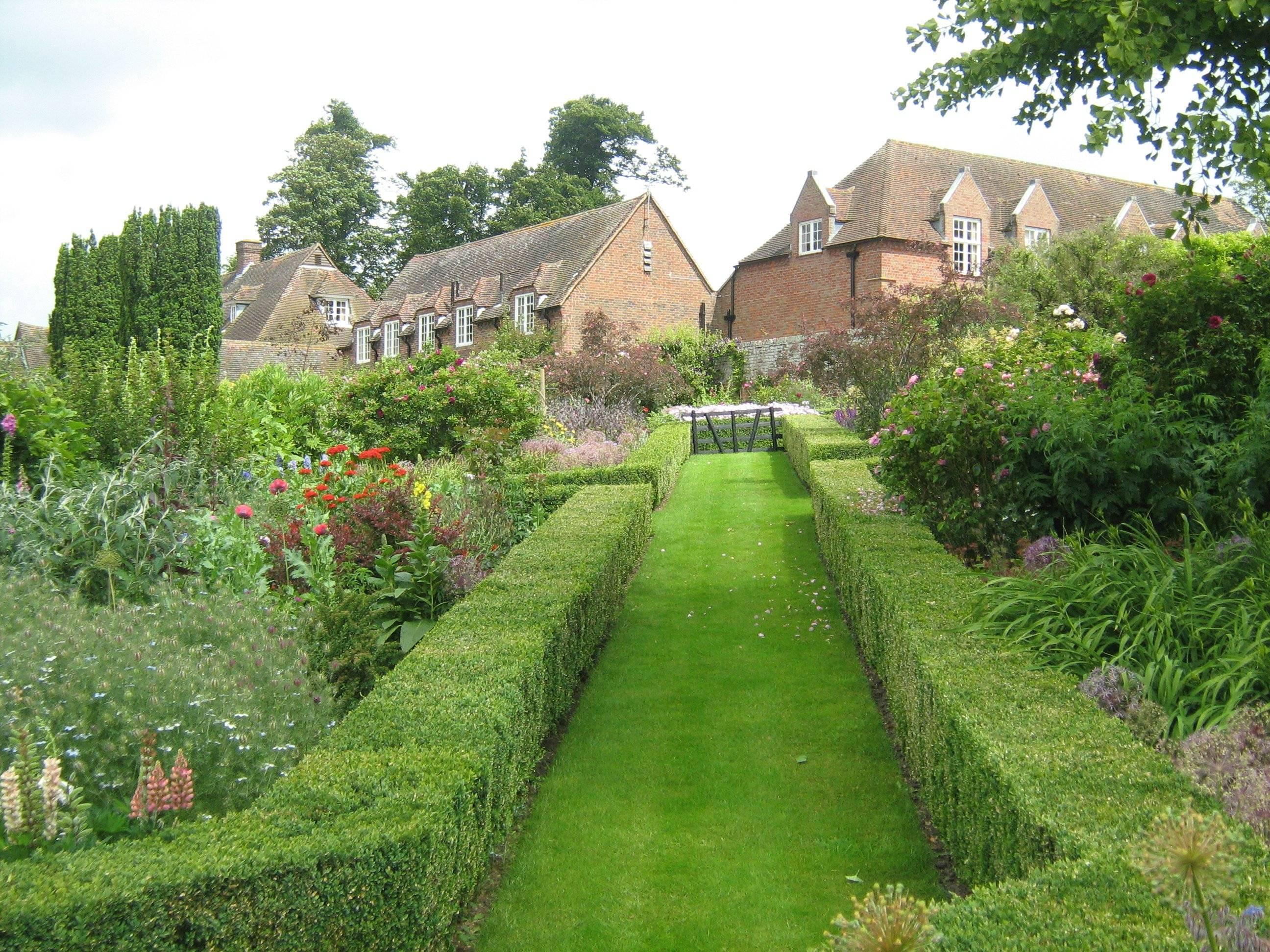 Казерта, английский сад | путевые истории