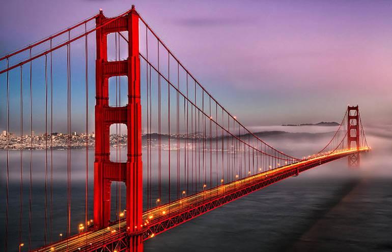 Мост золотые ворота   10 интересных фактов   внеклассный час