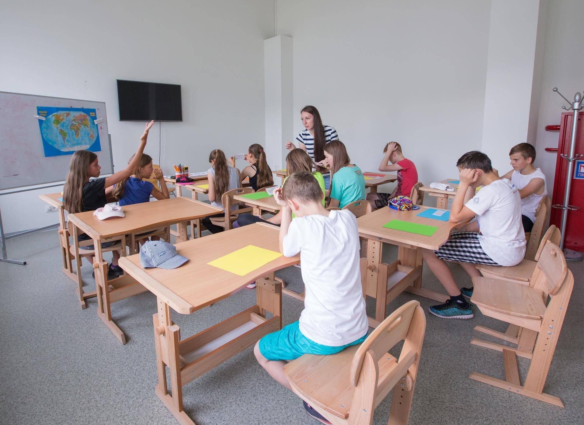 Языковые лагеря для детей в чехии с изучением английского