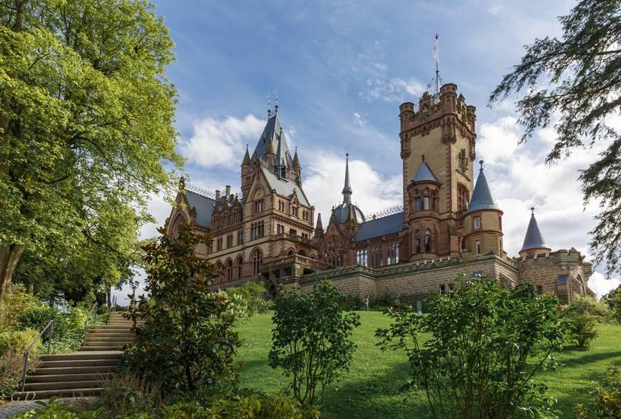 Архитектура германии – от эпохи каролингов до югендстиля и модерна