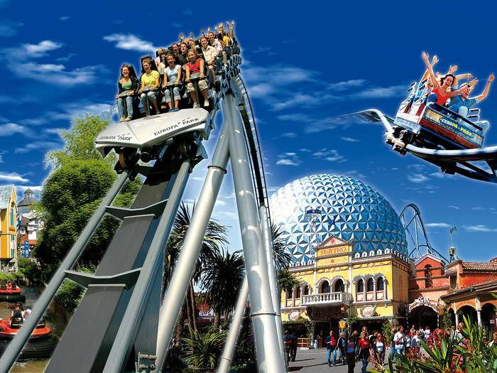 Getting here - europa-park – one of the world's leading themeparks