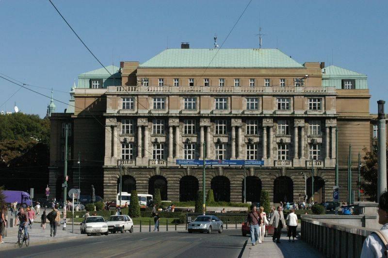 Карлов университет, г. прага, чехия - литера - образование за рубежом