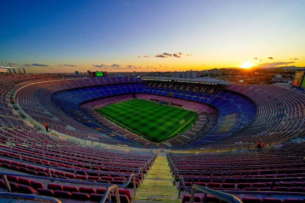 Стадион камп ноу в барселоне: описание, экскурсия, на карте