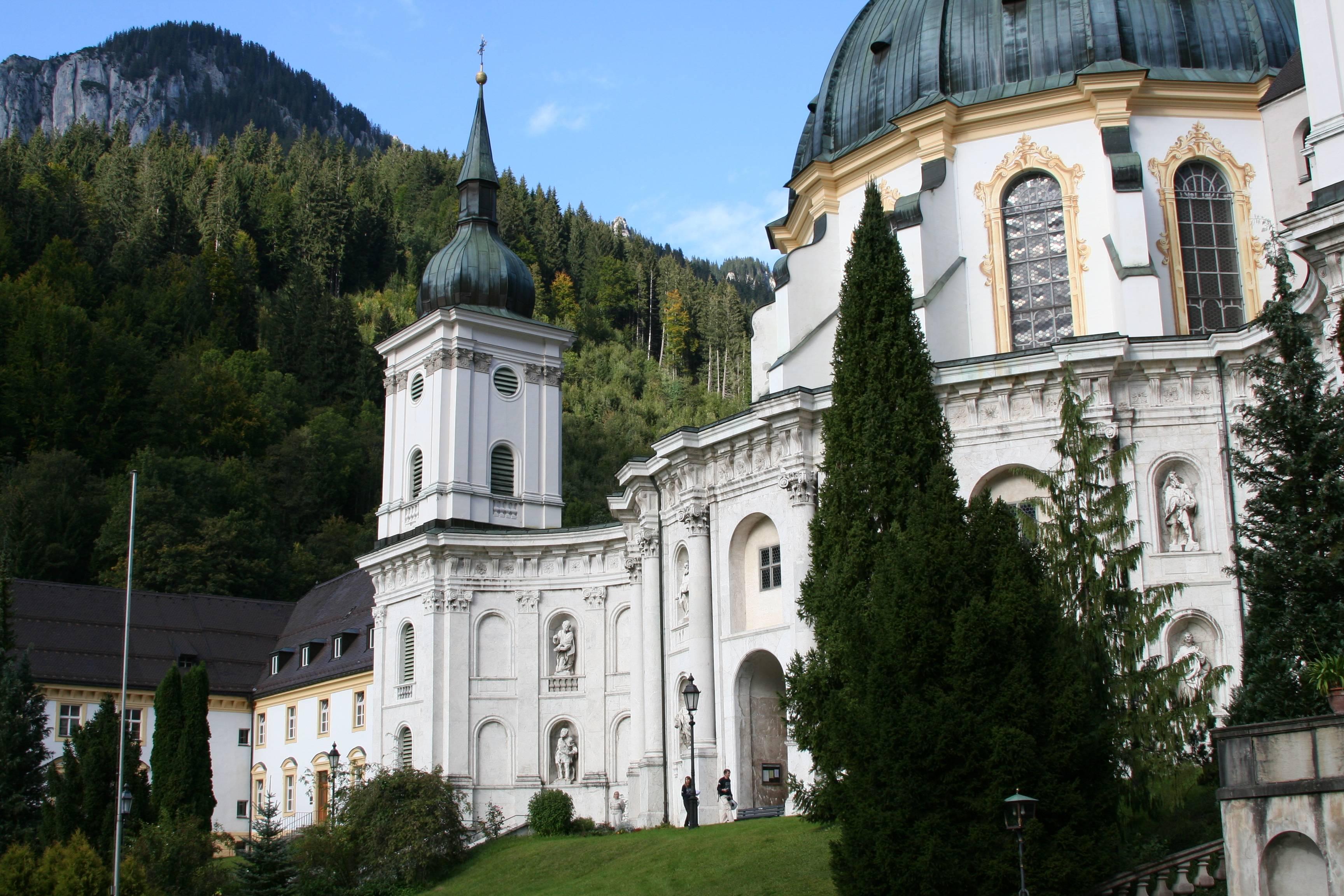 Бавария. этталь | экономичные путешествия