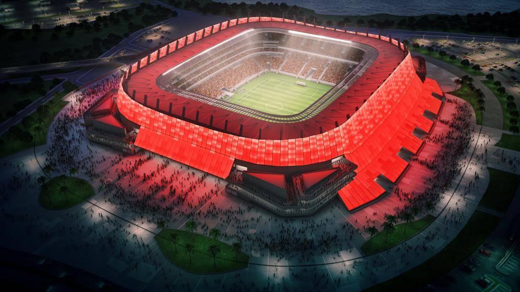 Стадионы барселоны