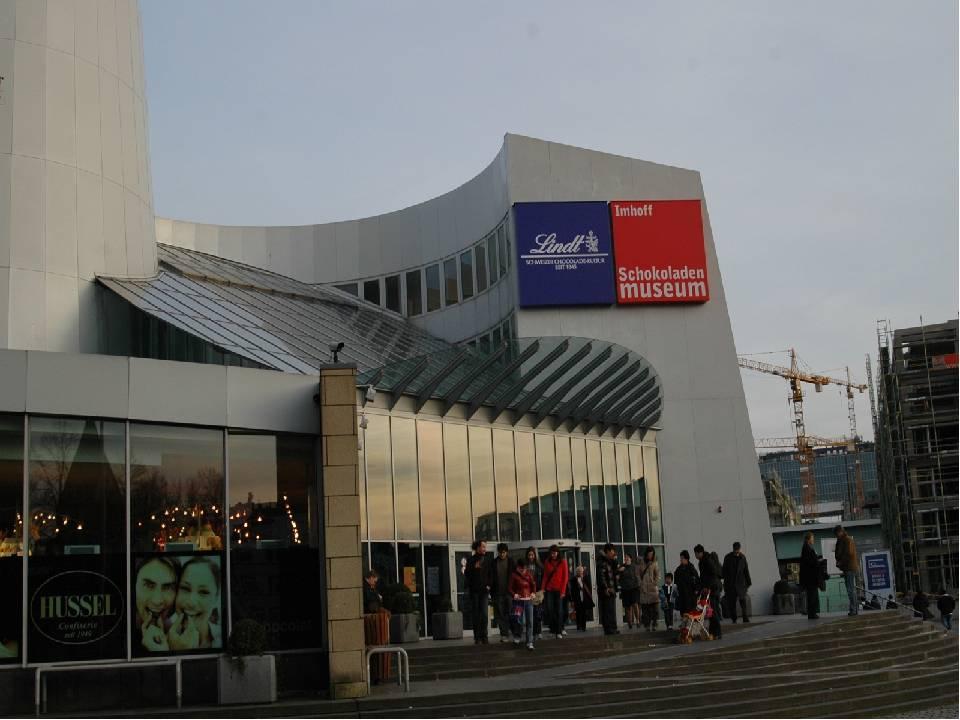 Музей шоколада, кельн | фото и видео — way2day.com