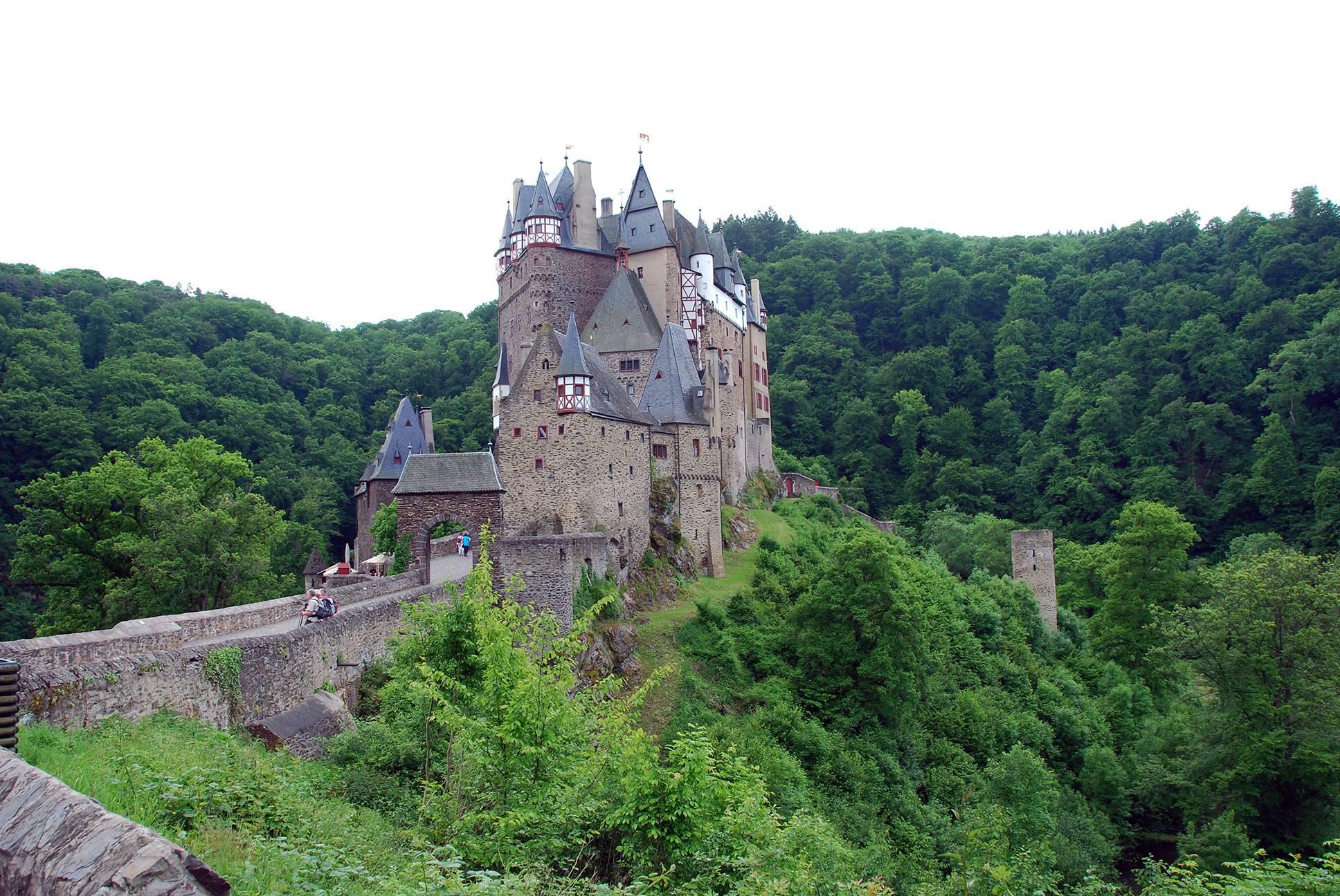 Какая история замка розенштайн в германии: экскурсии