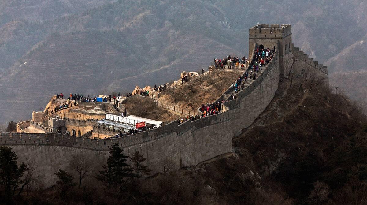 Великая китайская стена — все о достопримечательности