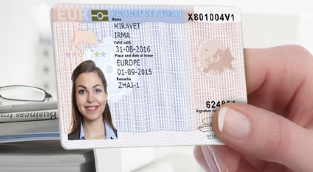 Голубая карта ес: получение blue card, список профессий