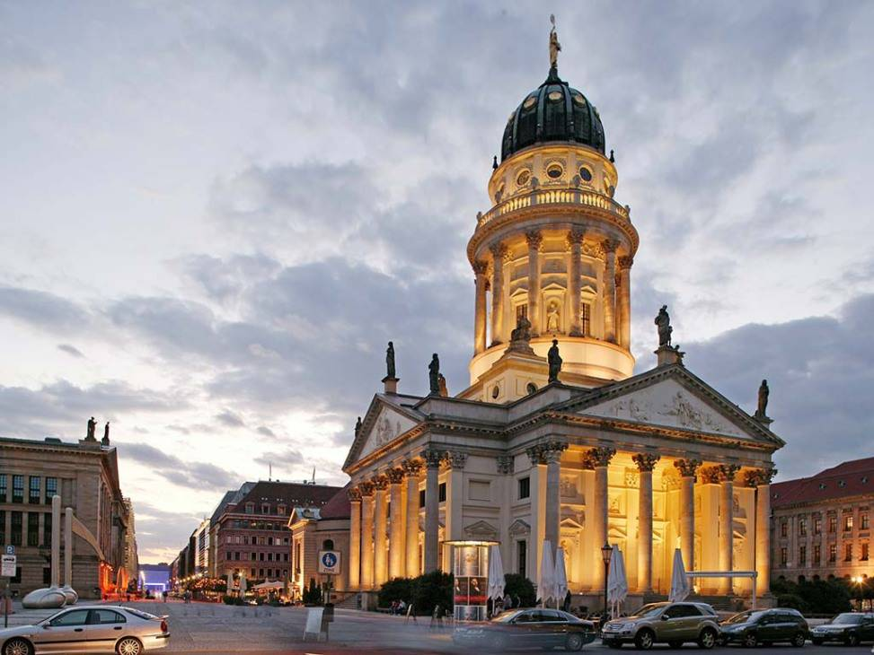 Берлинский кафедральный собор: красота и величие на все времена