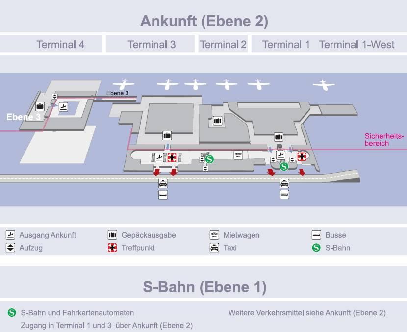 Схемы терминалов д, f, e и а аэропорта шереметьево с их описанием и расположением на карте
