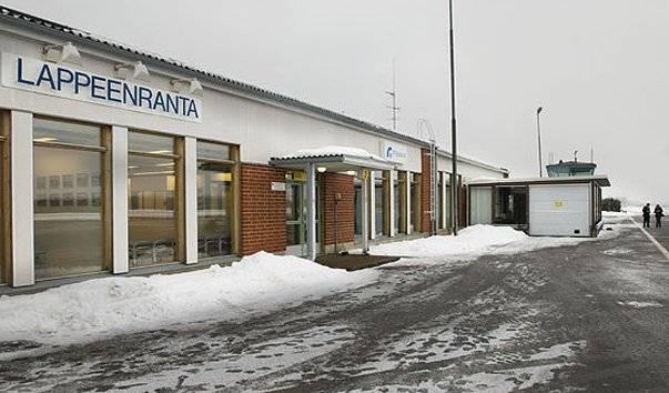 Все аэропорты финляндии