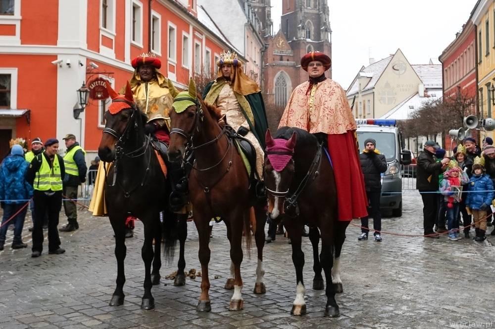 Праздник трех королей в испании, или зимняя фиеста