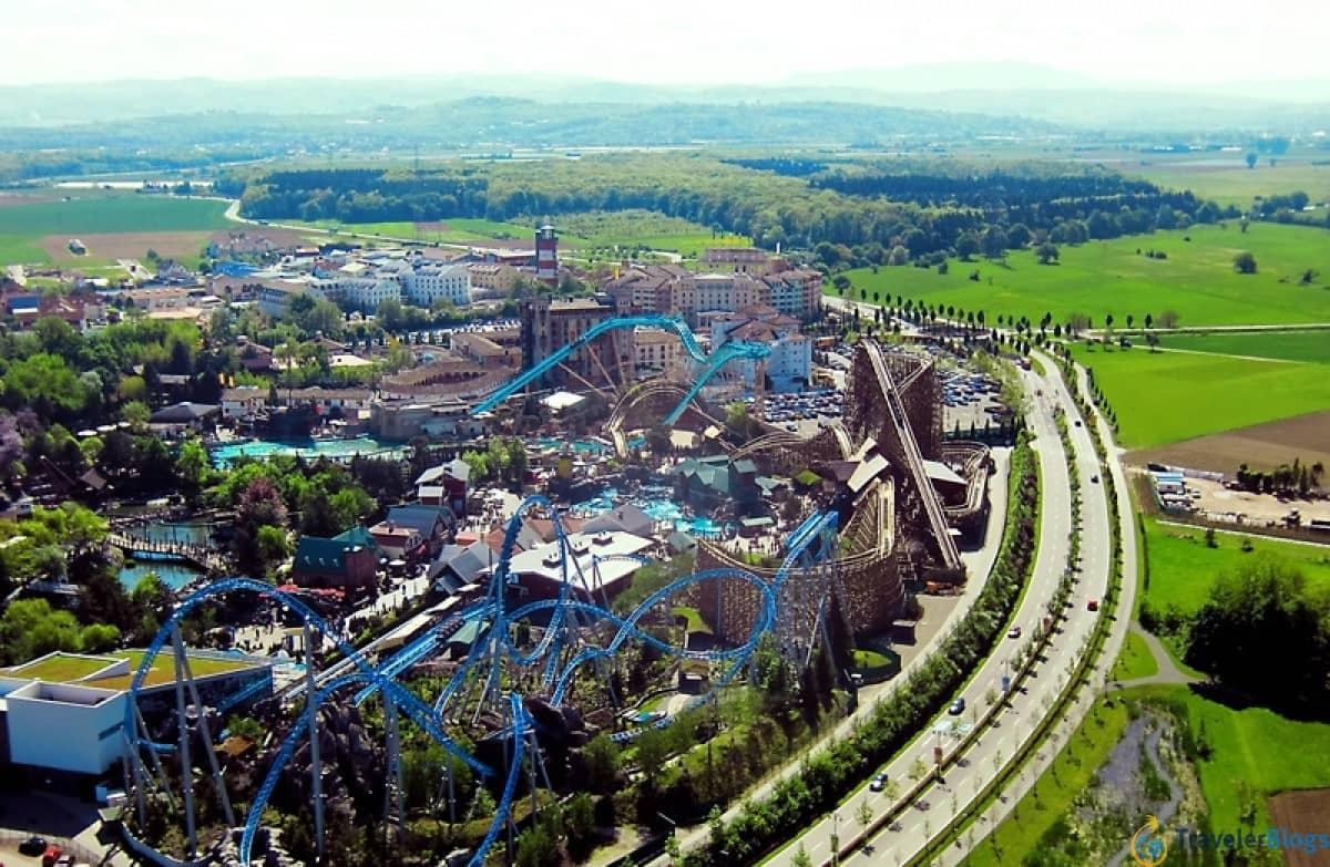 "Германия | парк развлечений ""европа парк"""