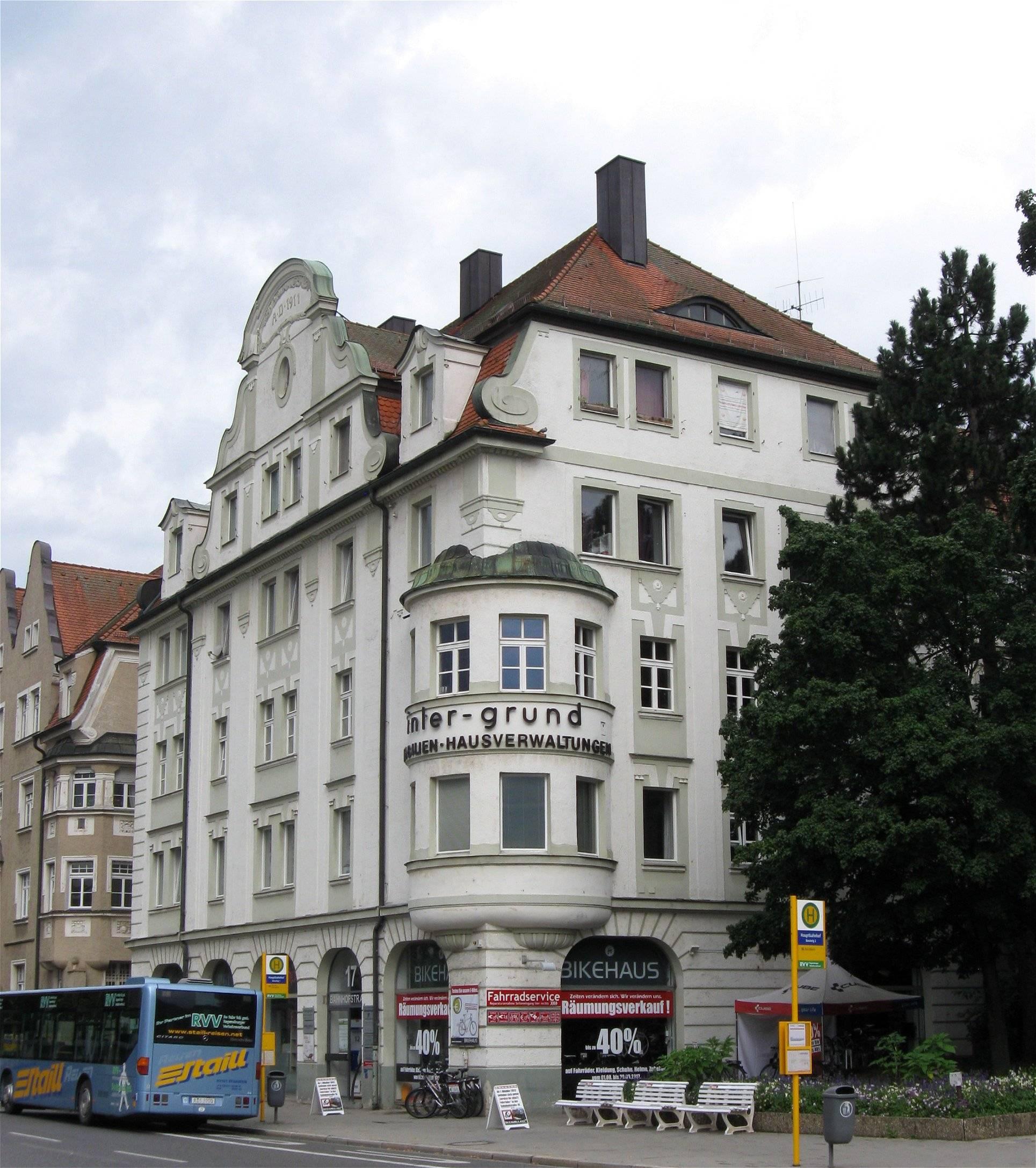 Аренда и покупка недвижимости в регенсбурге