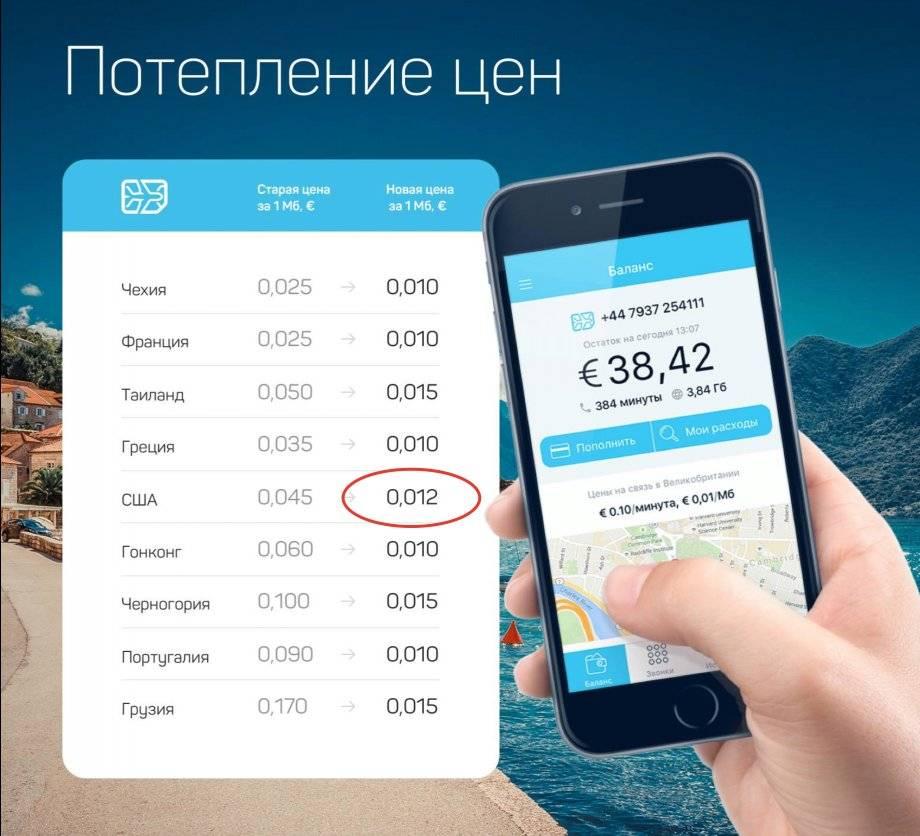 Мобильная связь и интернет в чехии 2019