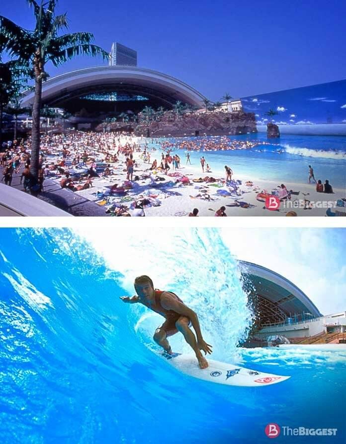 15 лучших аквапарков, которые обязательно стоит посетить летом
