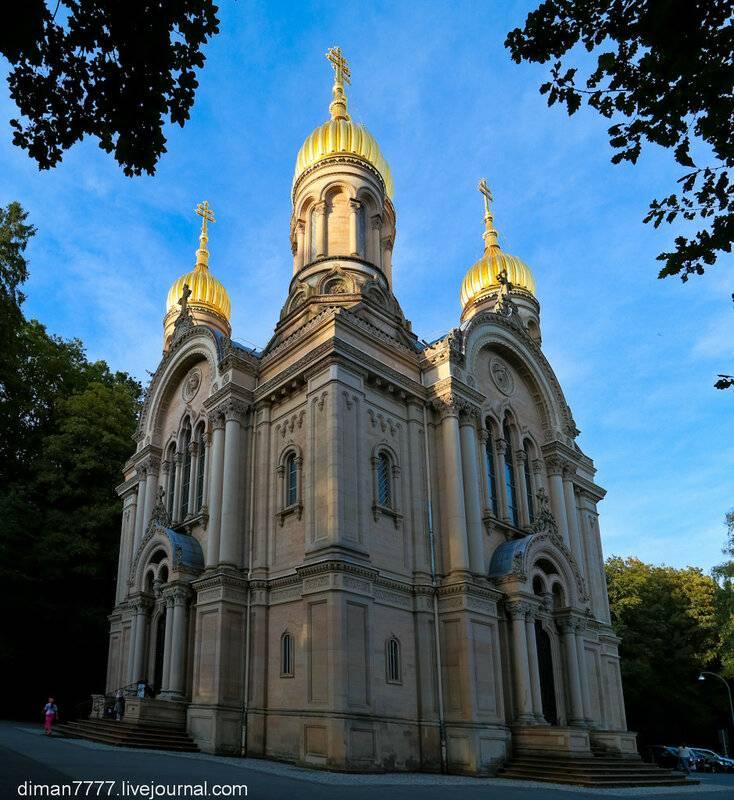 Церковь святой елизаветы в германии: описание храма и история его создания