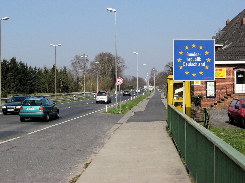 Когда германия откроет границу?