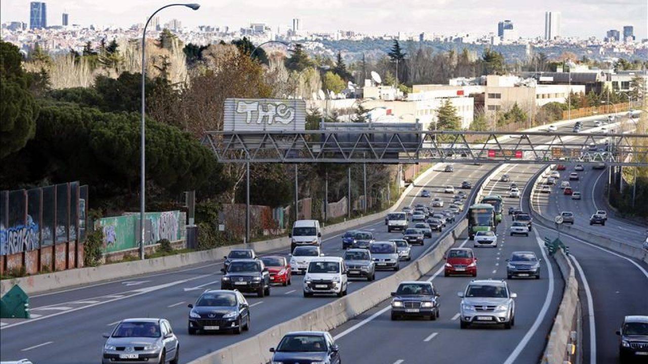 Автомобильные дороги в испании