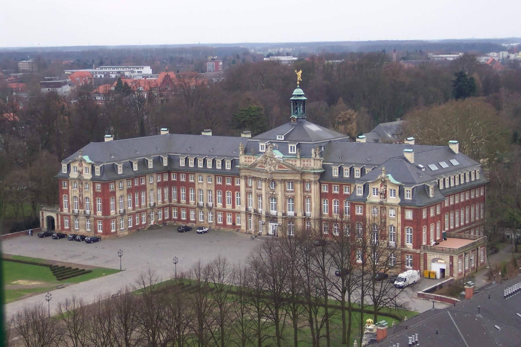 Мюнстерский дворец - вики