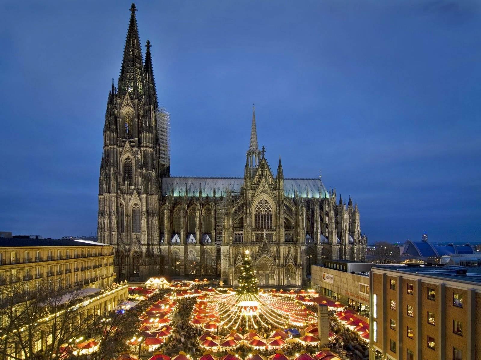 Церкви дюссельдорфа — википедия