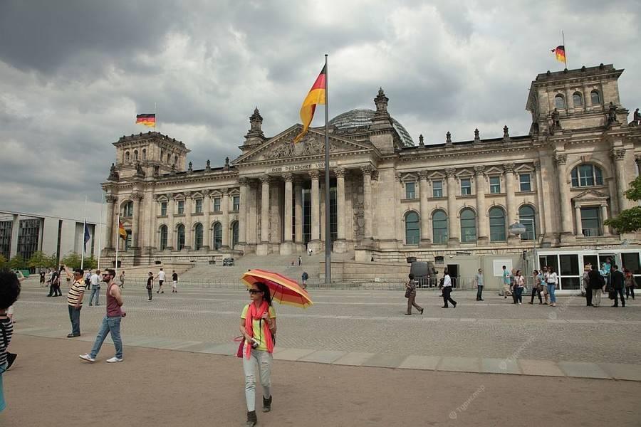 Бранденбургские ворота – всё о визитной карточке берлина