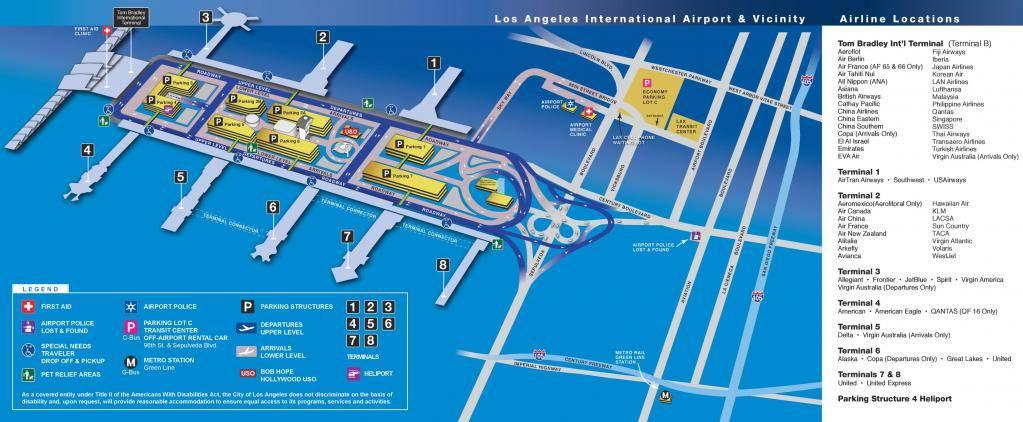Аэропорт лос-анджелеса: онлайн табло вылета и прилета, официальный сайт, расписание рейсов