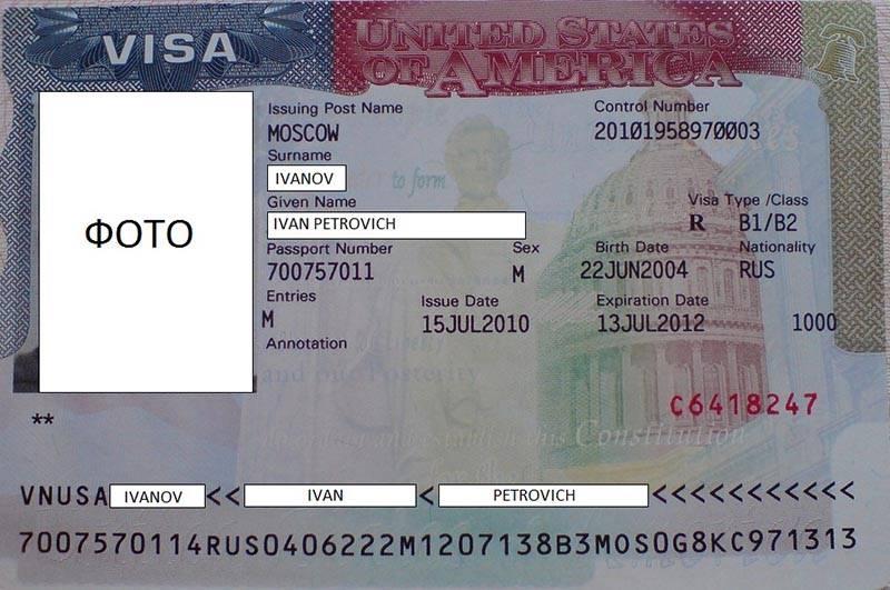 Как получить гостевую визу в сша в 2021 году для россиян