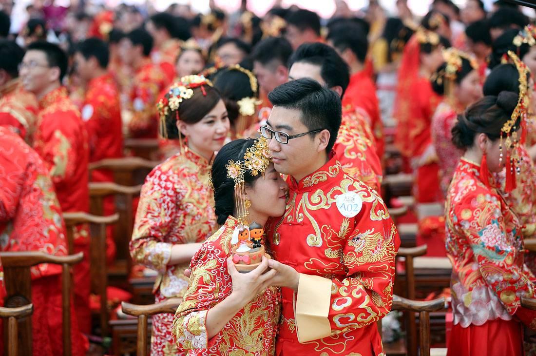 Свадьба в китайском стиле: как организовать и провести.