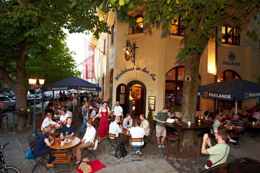 Рестораны мюнхена