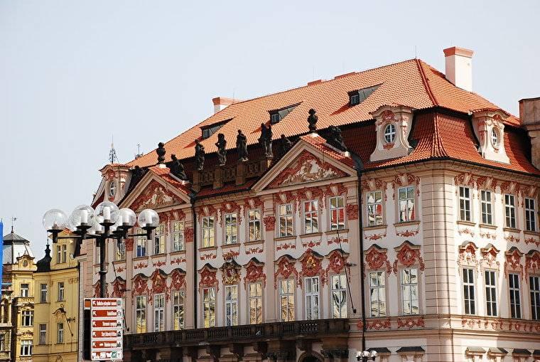 Архитектура чешской республики – hisour история культуры