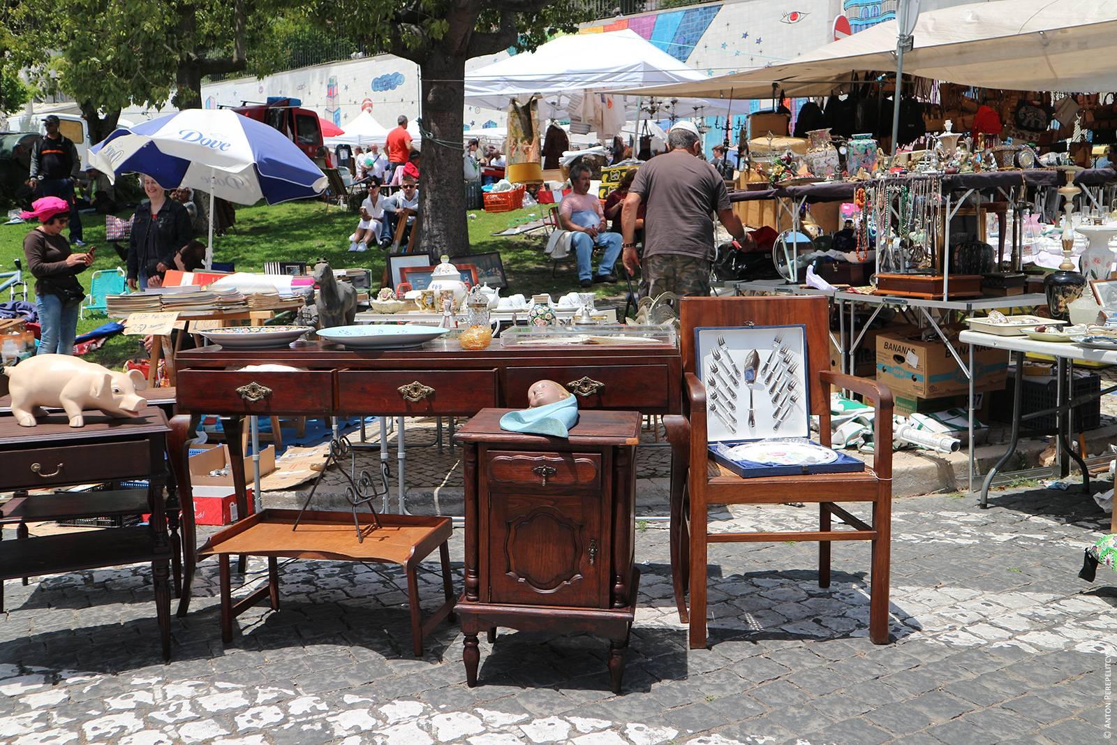 Блошиные рынки парижа: вернезон - safetravels.info - безопасный туризм и отдых