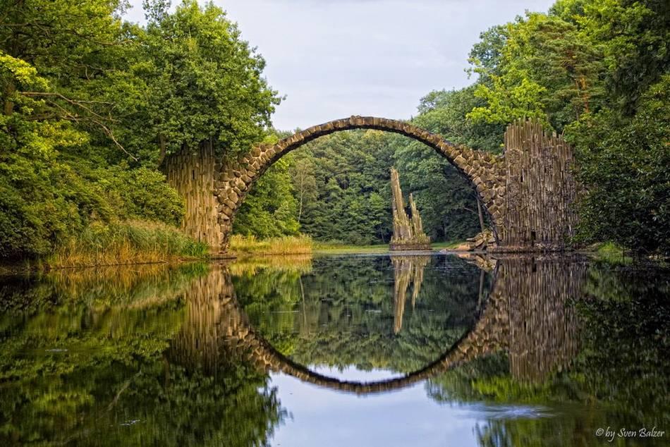 Сказочно красивые арочные мосты мира | fresher - лучшее из рунета за день