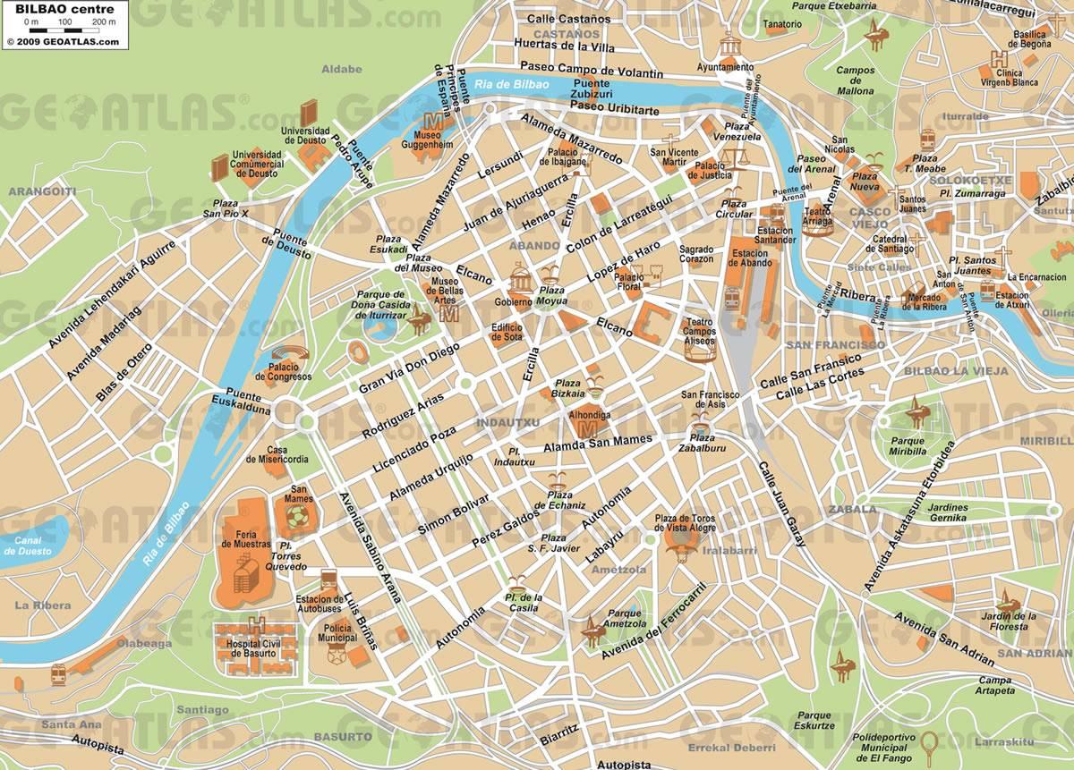 Расписание рейсовых автобусов из мадрида в бильбао