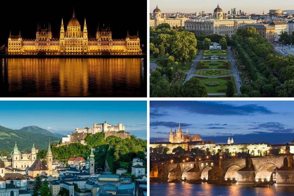 Двухдневная экскурсия из праги в вену, будапешт и братиславу — 12 отзывов, цена 142.5 €